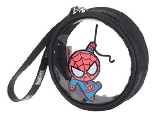 Porta Moedas Com Alça Miniso -  Homem Aranha