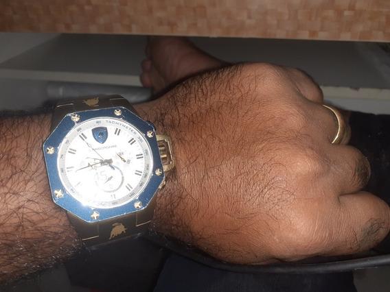 Relógio Lamborghini Huracan - Lb90007662m