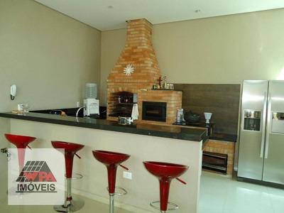Casa Residencial À Venda, Jardim Alvorada, Americana - Ca1081. - Ca1081