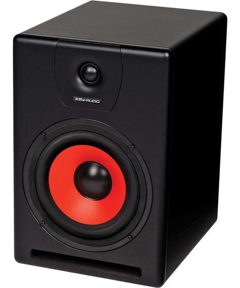 Monitor De Referencia Ikey Audio Woofer 8 Polegadas Tweeter