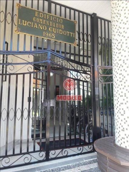 Apartamento Para Alugar, 95 M² Por R$ 950,00/mês - Centro - Piracicaba/sp - Ap2144