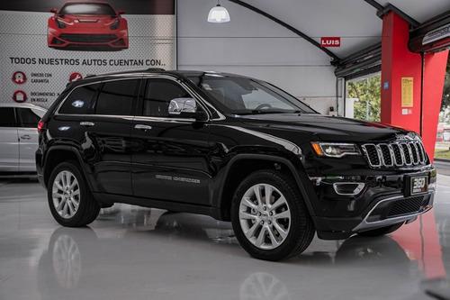 Imagen 1 de 15 de Jeep Grand Cherokee Blindado 3 2017 Limited Lujo