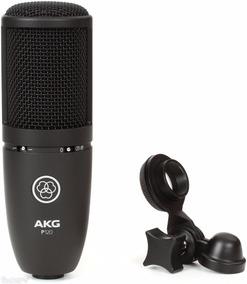 Microfone Akg Perception P120 Condensador/novo/original/p+e