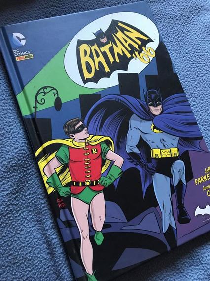 Batman 66 - Capa Dura - Hq Panini - Dc