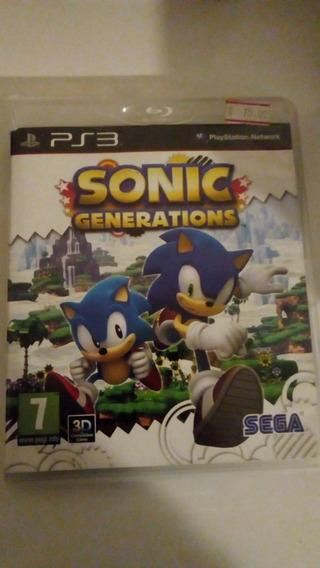 Sonic Generations Mod Shadow - PlayStation 3 no Mercado
