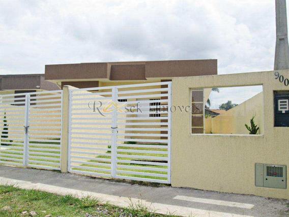 Casa Nova Com 2 Dorms, Lado Praia Em Promoção - Cod: 294 - V294