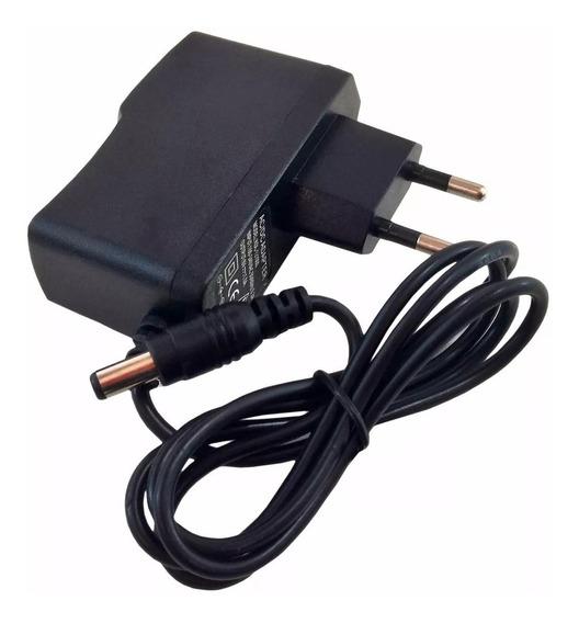 Fonte Camera 12v Intelbras 1,5a Plug Padrao P4 ( Universal )