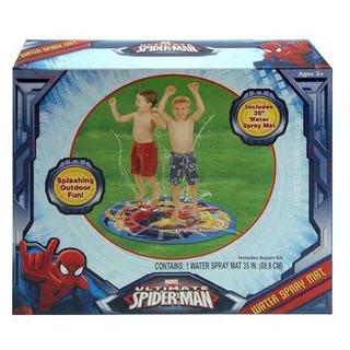 Spiderman Spray Mat En Color Box, 35