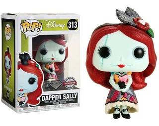Funko Pop Sally #313 Diamond Special Edition Regalosleon