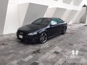 Europeos.com.mx Audi S4 2011 Blindado Nivel 2