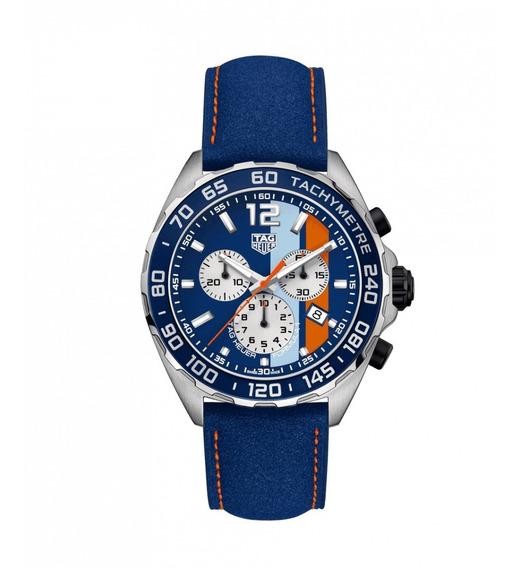 Relógio Tag Heuer Serie Ltda Gulf