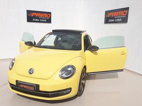 Volkswagen Fusca 2013 C/ Teto Solar Só 68.999