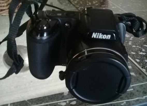 Camara Fotográfica Semi Profesional Nikon L810