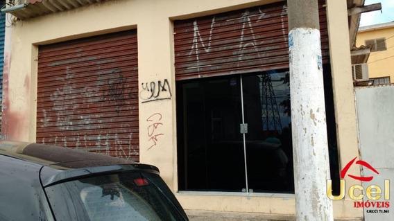 A212- Salão Comercial Para Locação No Cangaíba! - A212