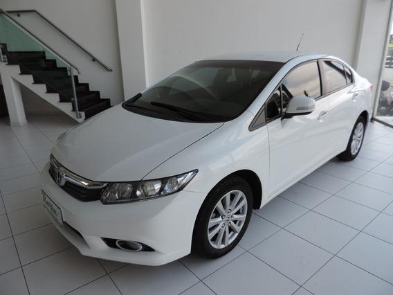 Honda Civic 2.0 Lxr 16v Flex 4p Automático - Maravilhoso!