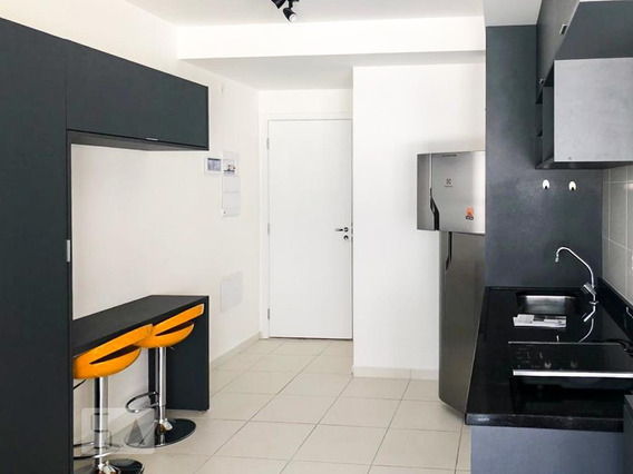 Apartamento Para Aluguel - Consolação, 1 Quarto, 38 - 893078647