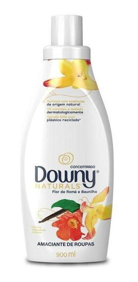 Downy Concentrado Naturals Flor De Romã E Baunilha 900ml