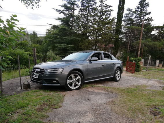 Audi A4 2012 1.8 Attraction Tfsi 170cv Multitronic