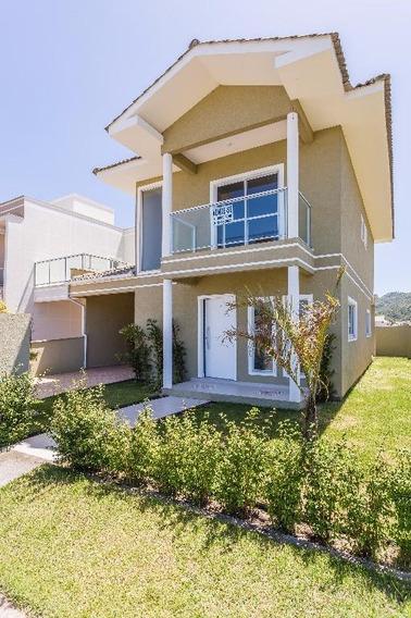 Casa Em Cachoeira Do Bom Jesus, Florianópolis/sc De 166m² 3 Quartos À Venda Por R$ 740.000,00 - Ca324606