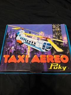 Juguete Antiguo Taxi Aéreo