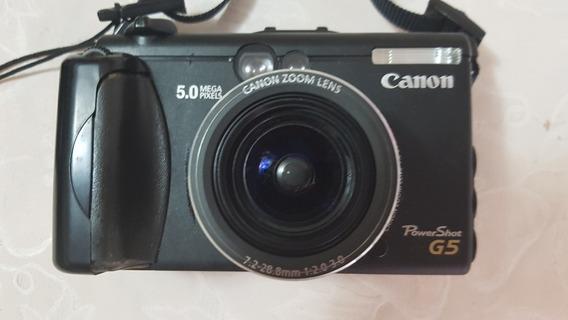 Câmera Digital Canon G5