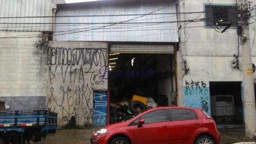 Galpão À Venda, 280 M² Por R$ 1.650.000,00 - Casa Verde (zona Norte) - São Paulo/sp - Ga0162