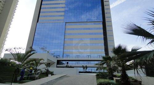 Imagem 1 de 18 de Sala À Venda, 46 M² Por R$ 350.000,00 - Condomínio Sky Towers - Indaiatuba/sp - Sa0152