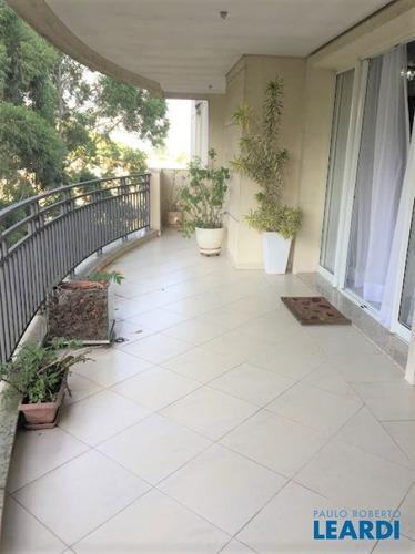 Imagem 1 de 15 de Apartamento - Tamboré - Sp - 613117