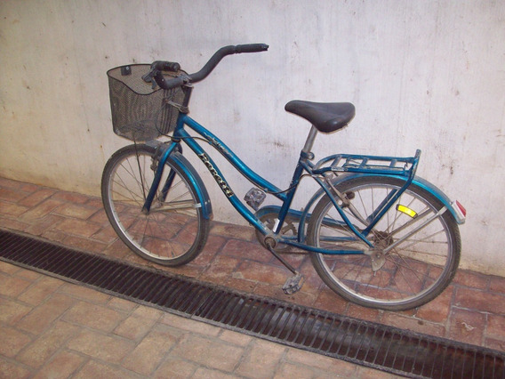 Bicicleta De Mujer. Rodado 22. Usado