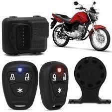 Alarme Para Motos Taramps Tma Freedom 100 New - 1 Controle F