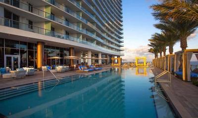 Departamento Alquiler Temporario Hyde Resort & Residences