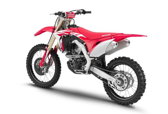Honda Crf250r 2018- Msk Motos