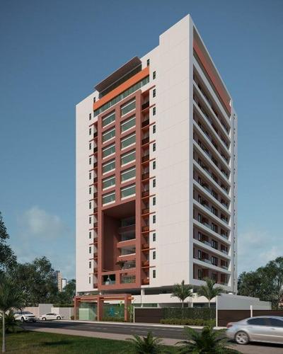 Apartamento À Venda, 67 M² Por R$ 393.000,00 - Cabo Branco - João Pessoa/pb - Ap0352