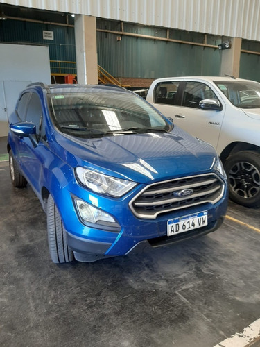 Ford Eco Sport Se 1.5l Mt N 2019 - Usado