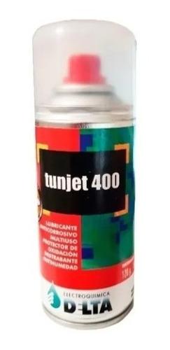 Tunjet 400 Delta 180cc 120g Lubricante Anticorrosivo- Tofema