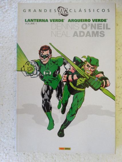 Grandes Clássicos Dc Nº 6! Lanterna E Arqueiro Verde! 2006