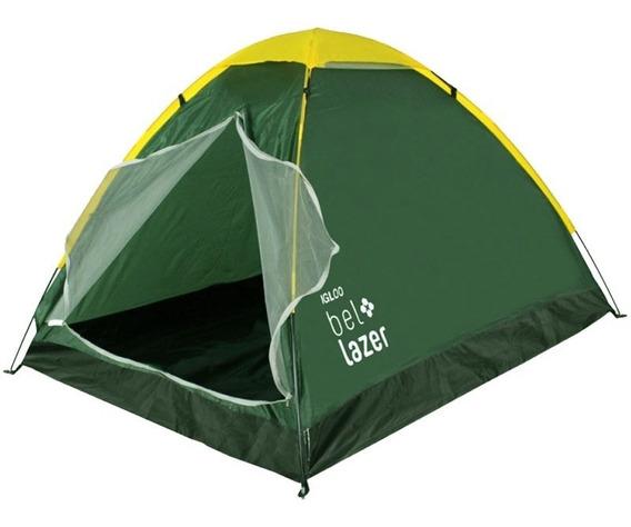 Barraca Para Camping Iglu Para Até 3 Pessoas 102300 Belfix