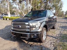 Ford Lobo Platinum 4x4 2017 Nueva 63 Kilometros