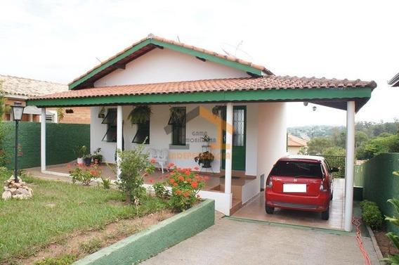 Casa Residencial À Venda, Clube De Campo Fazenda, Itatiba. - Ca0561
