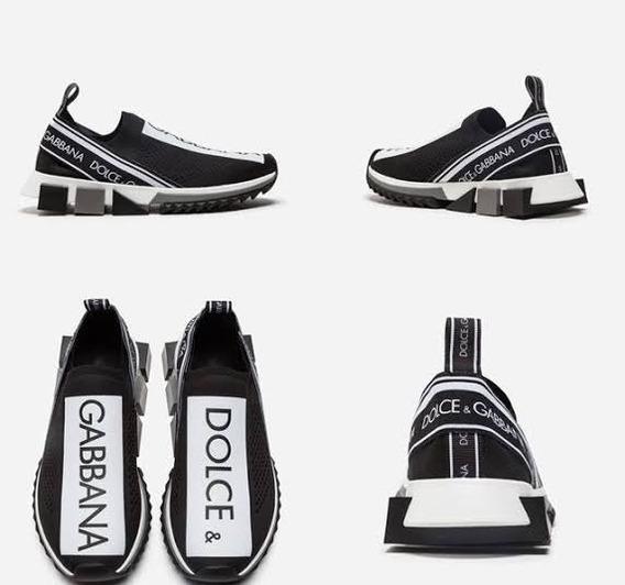Tênis Dolce & Gabbana Sorrento