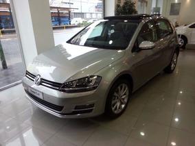 Okm Volkswagen Golf 1.4tsi Highline Dsg 150cv Tasa 0% Alra