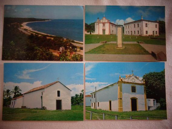 Cartão Portal Porto Seguro Bahia Quatro Unidades