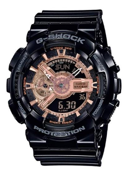 Promoção Relógio Casio G-shock Original Ga-110mmc-1adr