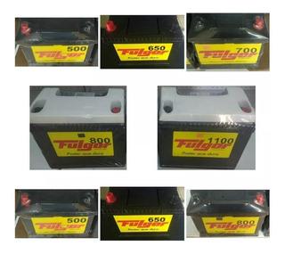 Acumuladores Batería Carro Fulgor Importadas Tienda Paraiso