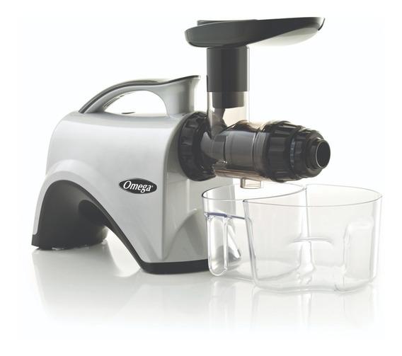 Extractor Centro Nutrición De Jugo Prensa Fria Omega Nc800