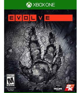 Evolve Juego Xbox One Fisico Sellado