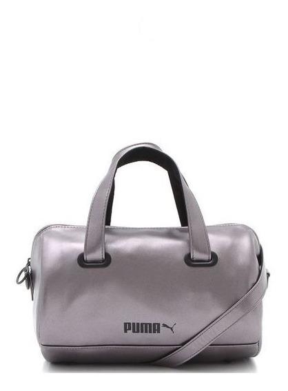 Bolsa Puma Prime Classics Prata - Original