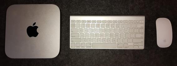 Apple Mac Mini + Teclado + Mouse Sem Fio