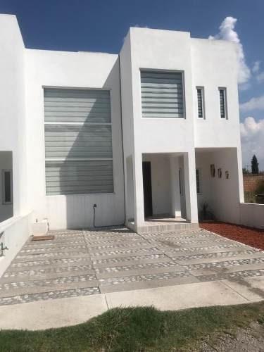 Casa Nueva En Venta Metepec Moderna Iluminada Salida Cd Mx