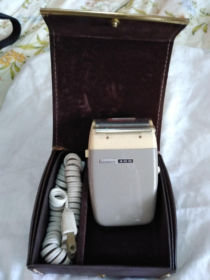 Afeitadora Eléctrica Ronson 400 Con Estuche